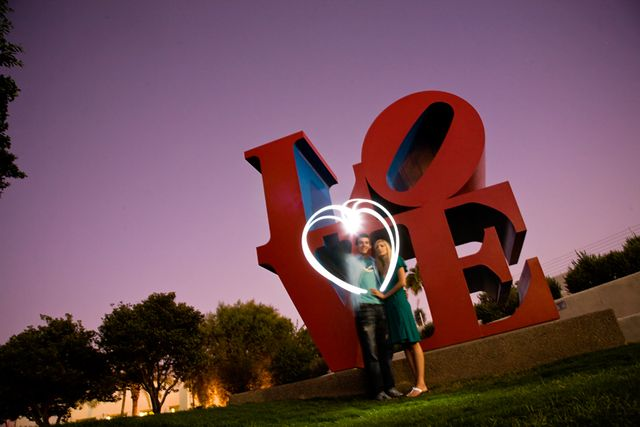 Love-Statue-Engagement-Session-Brenda-Eden-Photography-2009