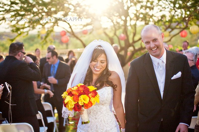 Paris-and-Wes's-gorgeous-sunset-wedding!-Images-by-Brenda-Eden-Photography