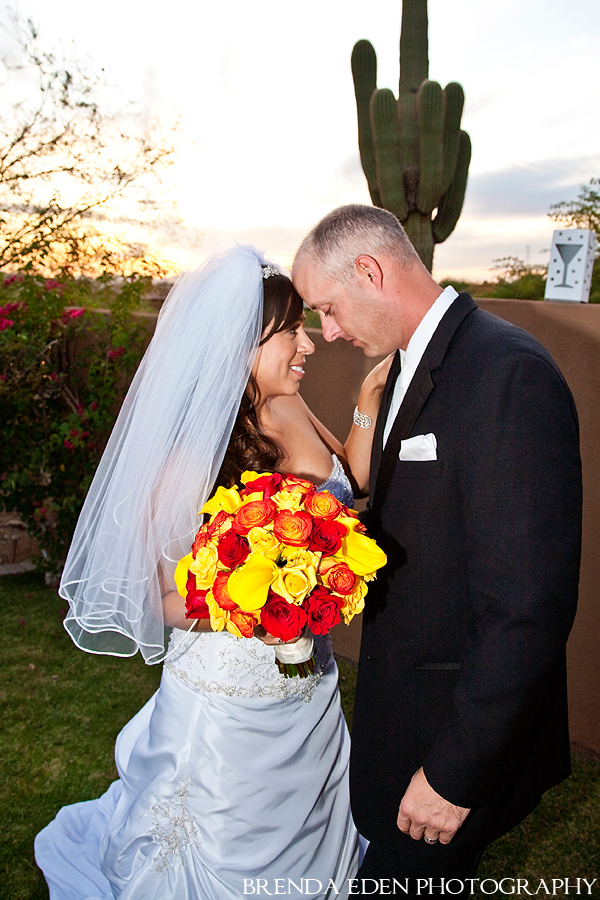 Paris-and-Wes's-gorgeous-sunset-wedding!-Images-by-Brenda-Eden-Photography-(11)