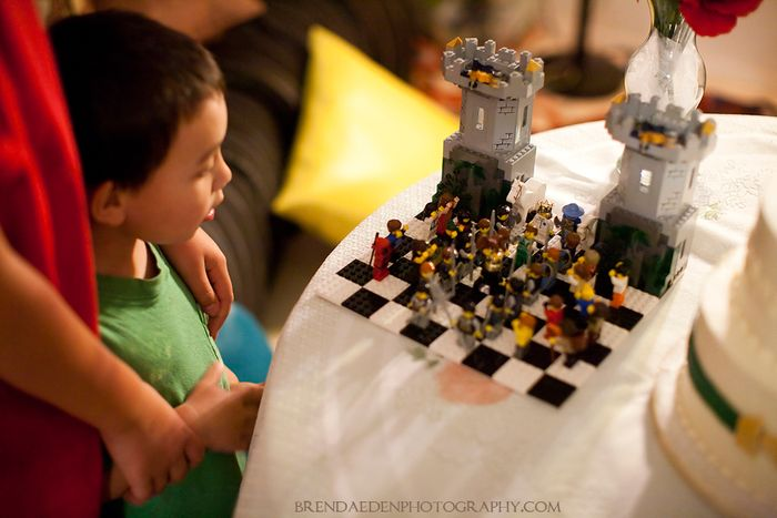 Lara-and-Mike's-Nephews-and-the-awesome-Lego-Cake-Topper~ARIZONA-RENAISSANCE-WEDDING-~copyright-BRENDAEDENPHOTOGRAPHY.COM