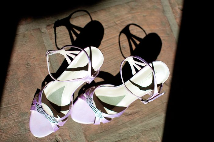 Strappy-Pink-Shoes~Lan-and-Ron's-Wedding-at-the-Ashley-Castle-in-Chandler,-Arizona-copyright-BRENDAEDENPHOTOGRAPHY.COM
