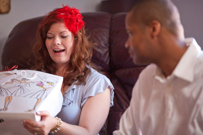 Opening-gifts~Jessica-and-Stan~Day-After-the-Wedding~copyright-BRENDAEDENPHOTOGRAPHY