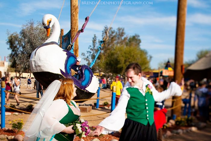 Goose!~ARIZONA-RENAISSANCE-WEDDING-~copyright-BRENDAEDENPHOTOGRAPHY.COM