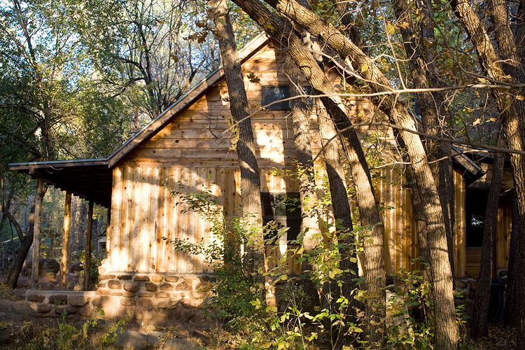 Little-cabin-in-the-woods