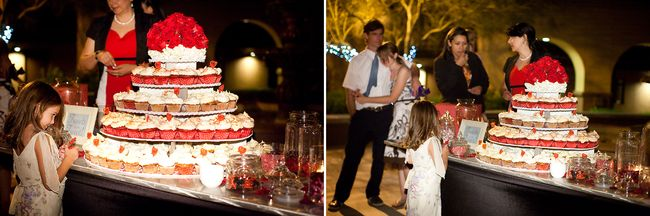 Red-Velvet-Cupcake-Cake-at-Jessica-and-Stan's-Wedding-in-Scottsdale-Arizona