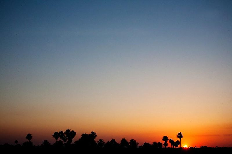 Sunset-on-the-evening-of-the-Eclipse